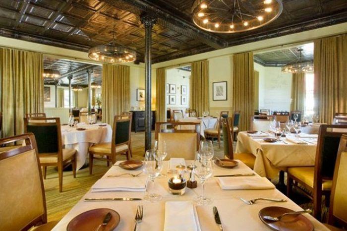 Cavallo Point Lodge dining