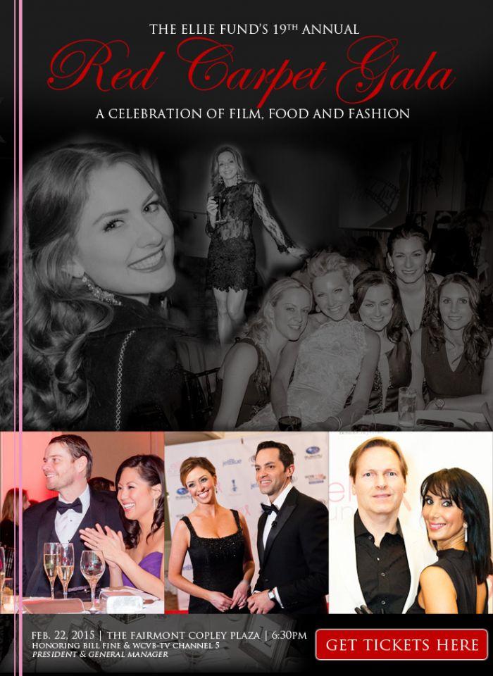 Ellie Fund's Annual Oscar Experience Boston