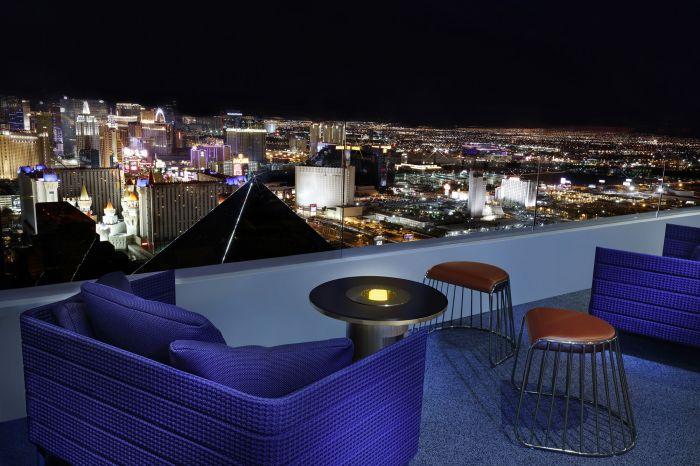Delano Las Vegas, RIVEA, SKYFALL LOUNGE