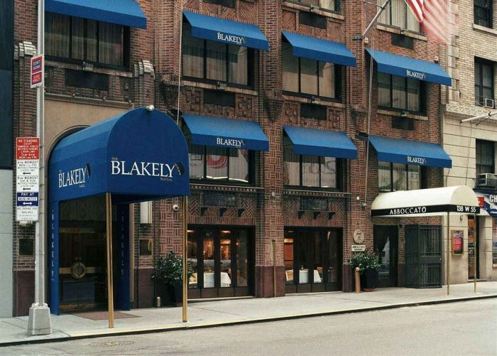 blakely hotel