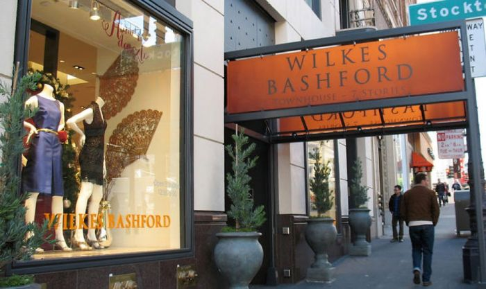 Wilkes Bashford