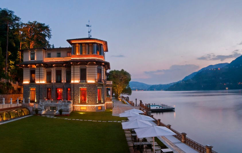 CastaDiva Resort and Spa