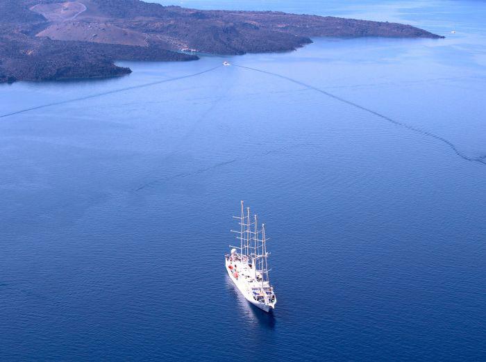 windstar sailing