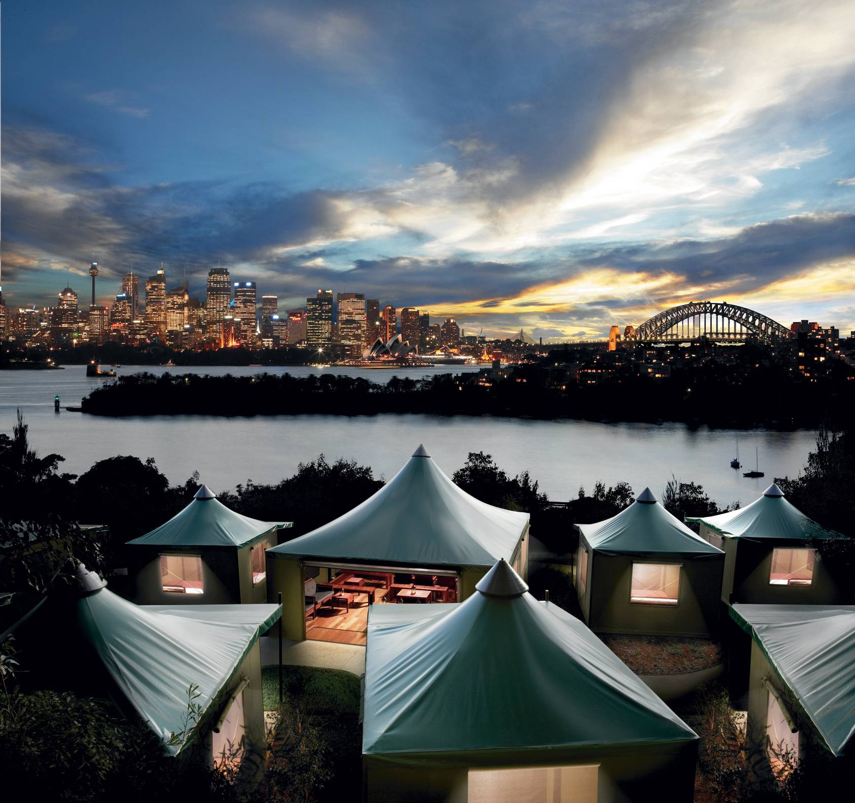 Sydney's Taronga Zoo Roar and Snore