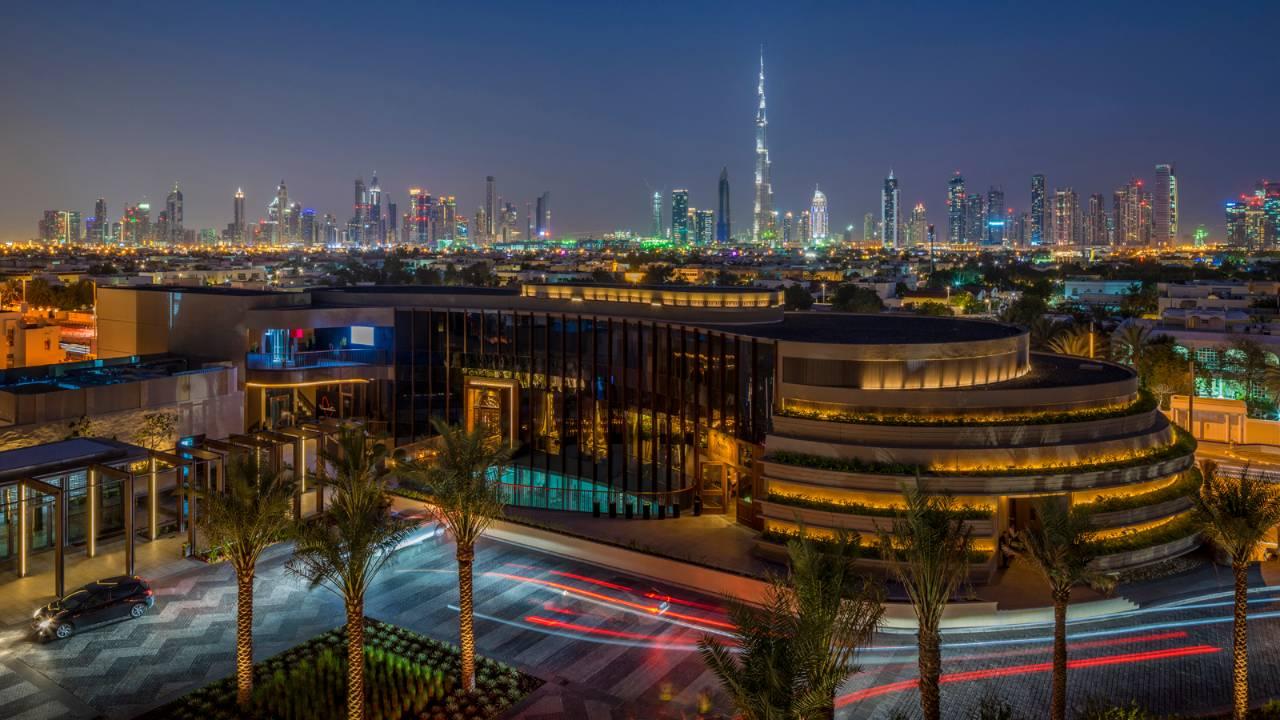 The Four Seasons Resort Dubai at Jumeirah Beach