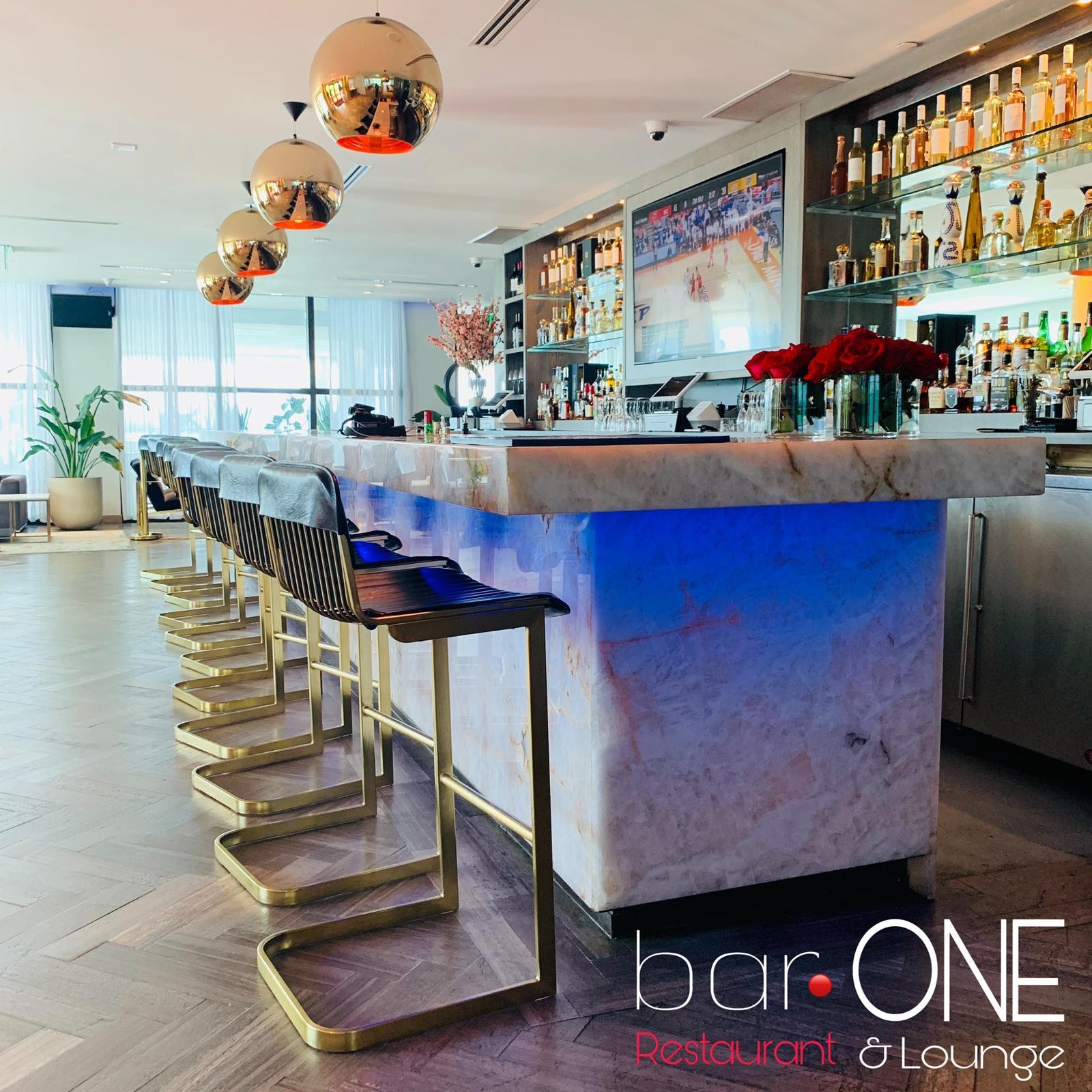 bar one miami beach celebrates its first anniversary