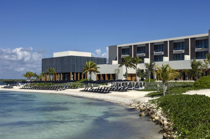 Nizuc Resort & Spa is a True Oasis of Sophisticated Style and Creative Cuisine in Cancun