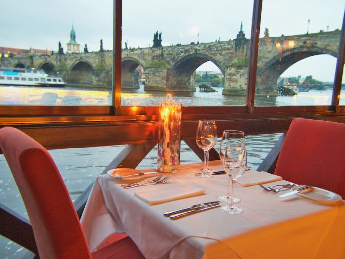 5 Best Restaurants In Prague