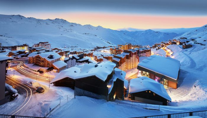 5 Star French Winter Wellness At Pashmina Val Thorens