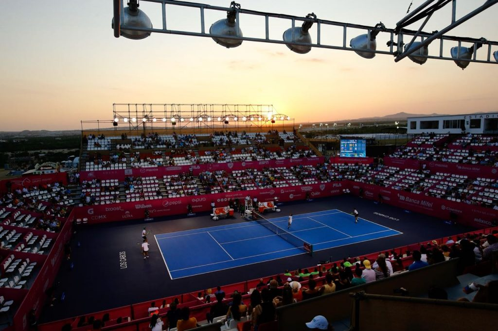los cabos open main court
