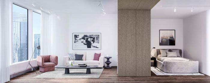 1000m Debuts Efficient High Rise Condos In The Heart Of Chicago