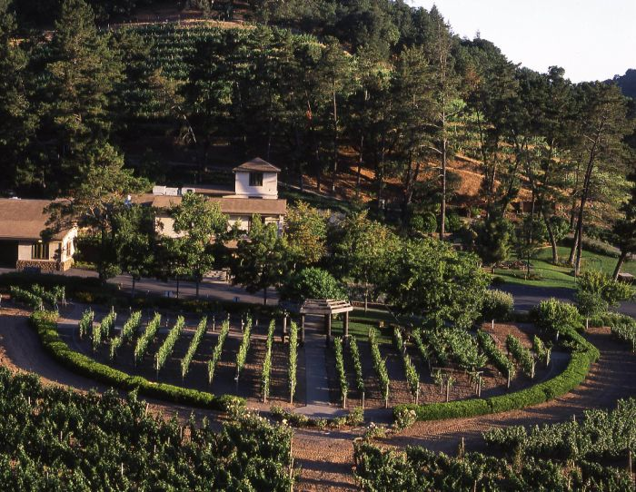 A Romantic Weekend in Napa Valley