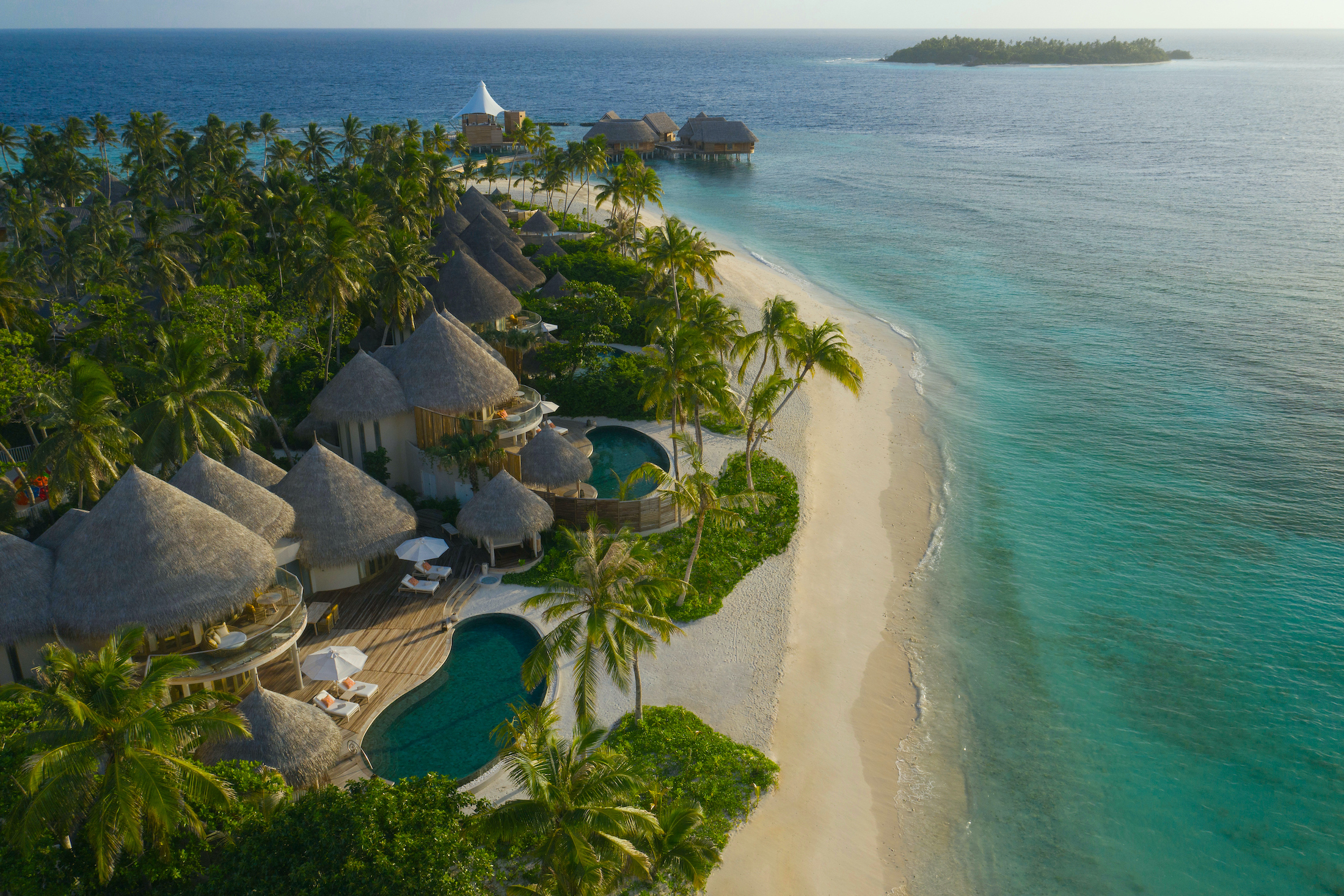 Self-Isolate in Boho Luxe Style this Winter at The Nautilus Maldives