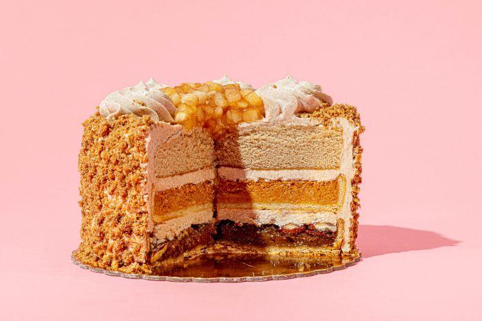 The Ultimate PieCaken Holiday Dessert