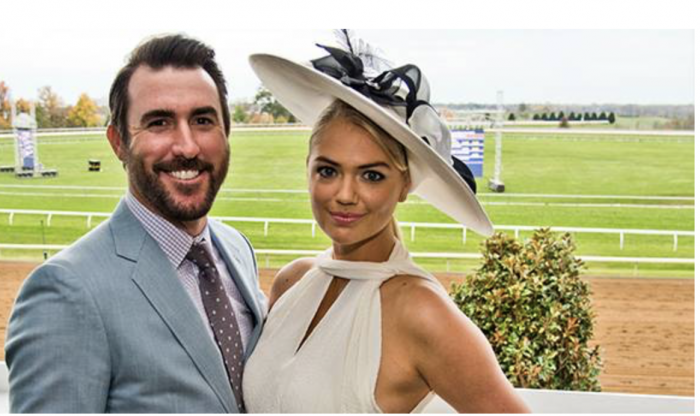 Kate Upton is the 2020 Breeders' Cup Ambassador