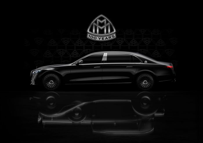 """Mercedes – Maybach: 100 years of """"The Best of the Best"""""""