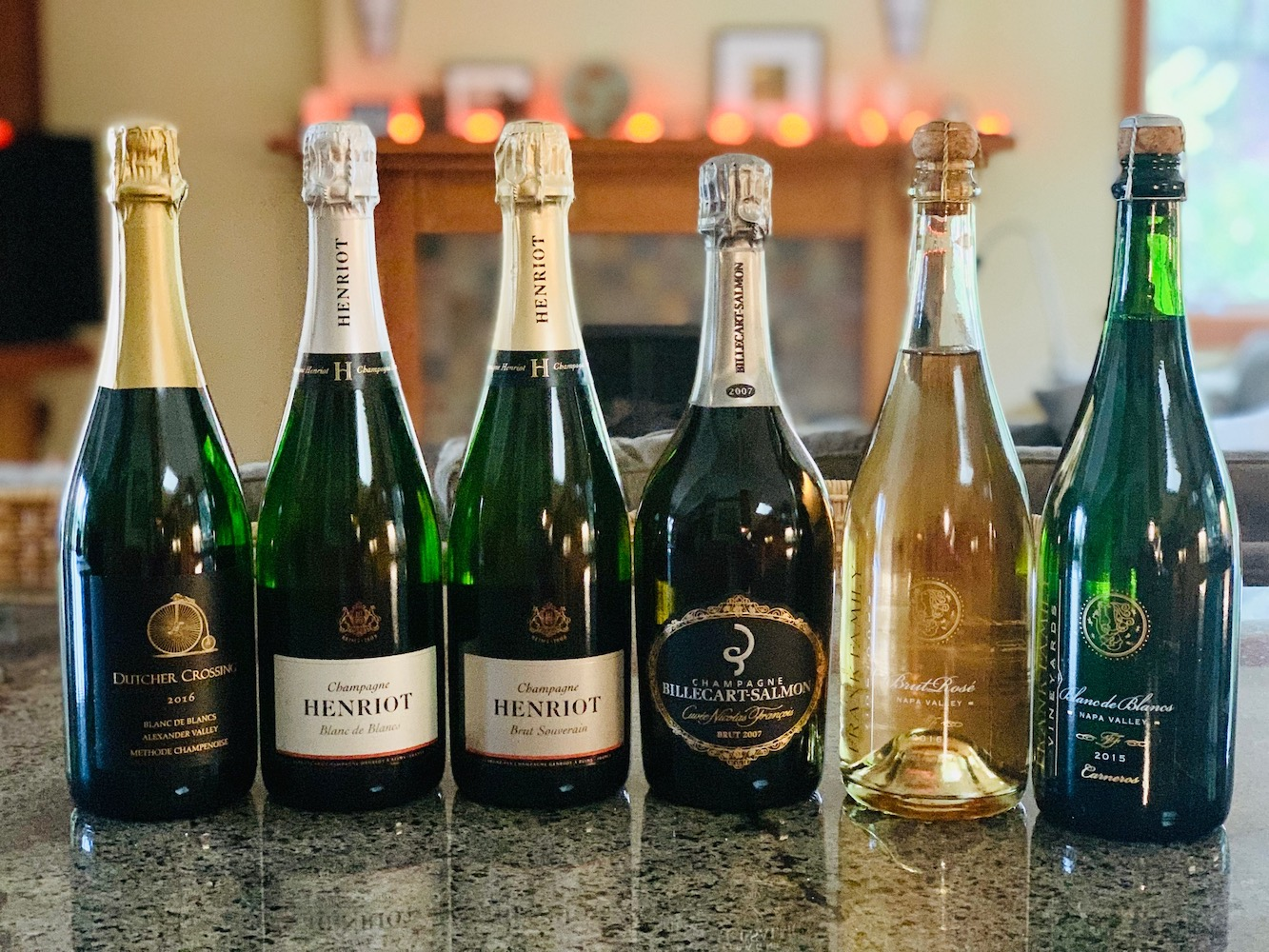 Toast the Everyday with these Stellar Sparkling Wines & Champagnes