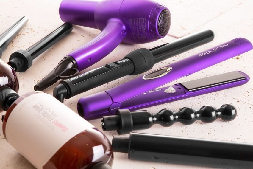 nume hair styling tools nume s line of hair care amp tools can help get your 9155 | AA1957348