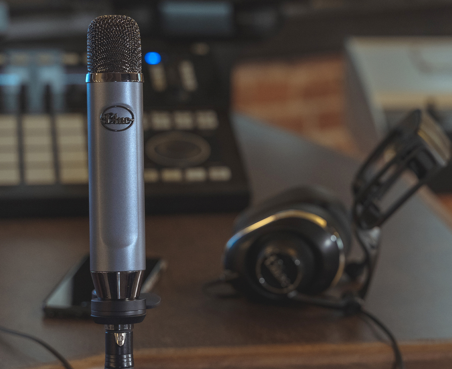 Blue, Blue Microphones, Blue Headphones, Microphones, Headphone