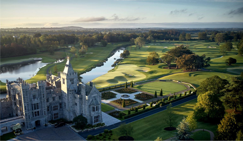 Adare Manor: The Definitive Luxe Golf Destination in Ireland