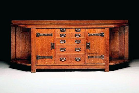 Stickley Furniture In The Arts And