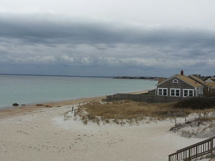 Old Silver Beach In Falmouth Ma