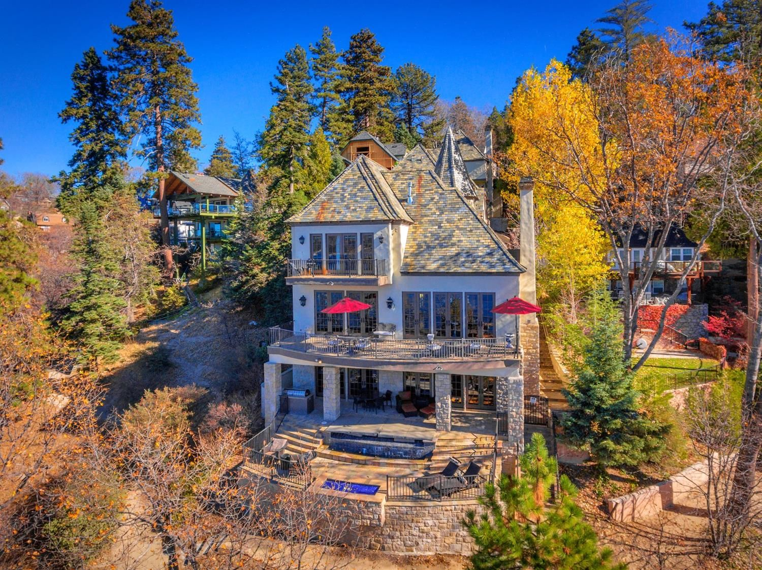 Sammy Hagar S Lake Front Arrowhead Property For Sale At 3 9 Million