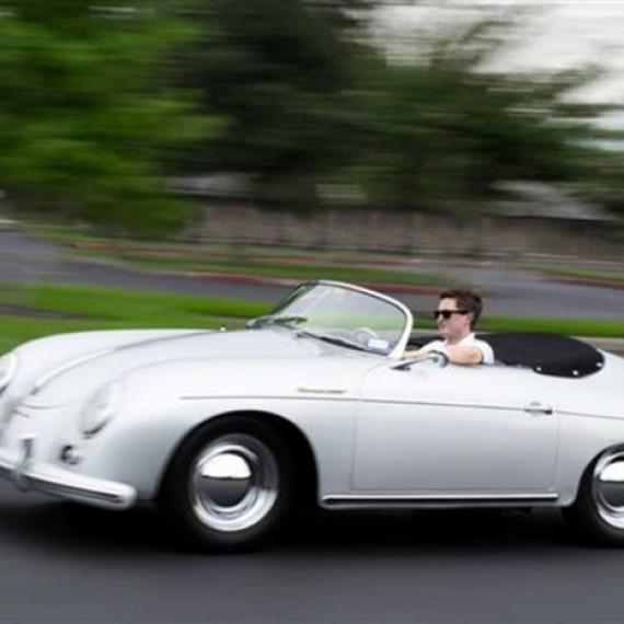 """1957 Porsche 356A """"Super"""" Speedster for sale in Houston, TX"""