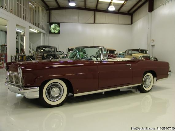 1956 Lincoln Continental Mark II Convertible for sale in ...